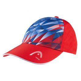 Šiltovka Head Kid's Light Function Cap Blue/Red