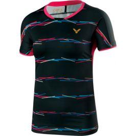 Dámske funkčné tričko Victor 6669 Black