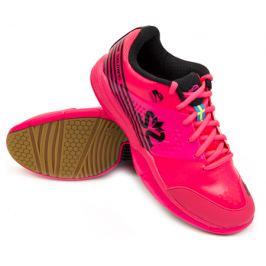Dámska halová obuv Salming Viper 5 Women Pink/Black