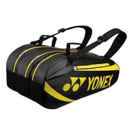 Taška na rakety Yonex Bag 8929 Black/Lime