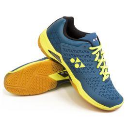 Pánska halová obuv Yonex Power Cushion Eclipsion X Turquoise/Yellow