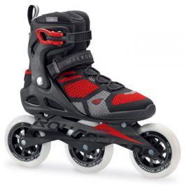 TESTOVACIE kolieskové korčule Rollerblade Macroblade 110 3WD