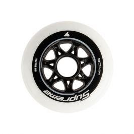 Inline kolieska Rollerblade Supreme White 90 mm 85A 8 ks