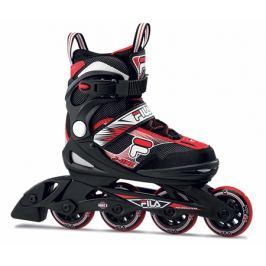 Kolieskové korčule Fila J-one Black/Red