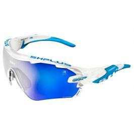 Cyklistické okuliare SH+ RG 5100 Reactive Flash bielo-modré