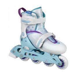 Kolieskové Powerslide korčule Disney Frozen Sisters Rule