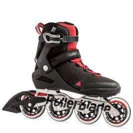 TESTOVACIE kolieskové korčule Rollerblade Spark 90