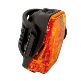 Zadné LED svetlo Lezyne Laser Drive čierne