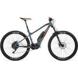 Elektrobicykel Rock Machine 29 Blizz e70 504 Wh matný šedý