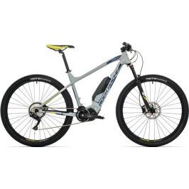 Elektrobicykel Rock Machine 29 Torrent e90 matný šedý