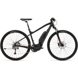 Elektrobicykel Rock Machine Cross e500 matný čierny