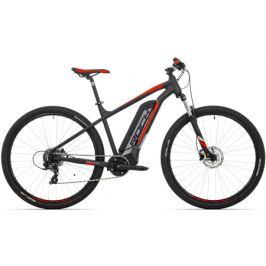 Elektrobicykel Rock Machine 29 Storm e60 504 Wh matný čierny