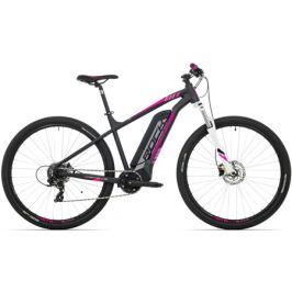 Elektrobicykel Rock Machine 29 Catherine e60 504 Wh matný čierny