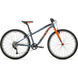Detský bicykel Rock Machine 26 Thunder sivý
