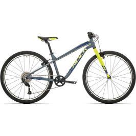 Detský bicykel Rock Machine 26 Thunder matný šedý