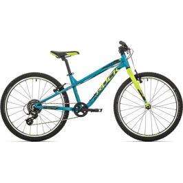 Detský bicykel Rock Machine 24 Thunder modrý