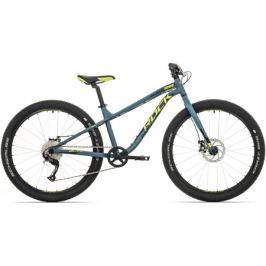 Detský bicykel Rock Machine 26 Blizz matný sivý