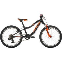 Detský bicykel Rock Machine 20 Storm čierny