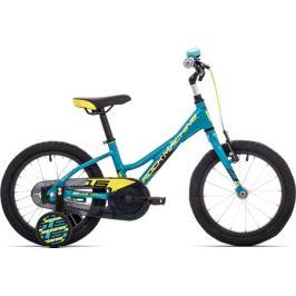 Detský bicykel  Rock Machine 16 Storm modrý
