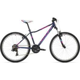 Detský bicykel Rock Machine 26 Catherine matný tmavomodrý