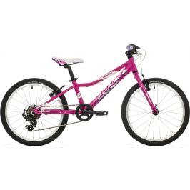 Detský bicykel Rock Machine 20 Catherine ružový