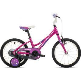 Detský bicykel Rock Machine 16 Catherine ružový