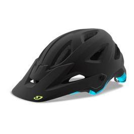 Cyklistická prilba GIRO Montaro MIPS matná čierno-modrá