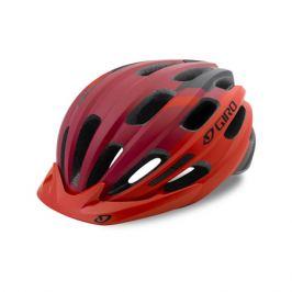 Cyklistická prilba GIRO Register matná červená