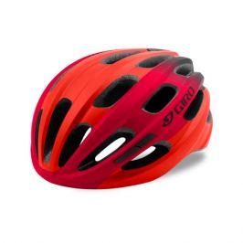Cyklistická prilba GIRO Isode matná červeno-čierna