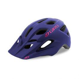 Detská cyklistická prilba GIRO Tremor matná fialová