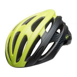 Cyklistická prilba BELL Formula matná zeleno-čierna