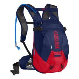 Cyklistický batoh CamelBak Skyline LR 10 Blue/Red