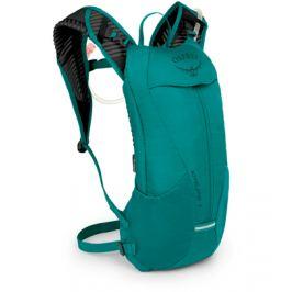 Cyklistický batoh Osprey Kitsuma 7 šedo-zelený