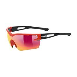 Cyklistické okuliare Uvex Sportstyle 116 červeno-čierne
