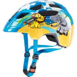 Detská cyklistická prilba Uvex Finale Junior safari