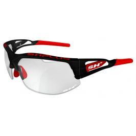 Cyklistické okuliare SH+ RG 4750 Reactive Pro čierno-červené