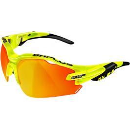 Cyklistické okuliare SH+ RG 5000 žlto-čierné