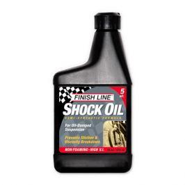 Olej Finish Line Shock Oil 5wt 475ml