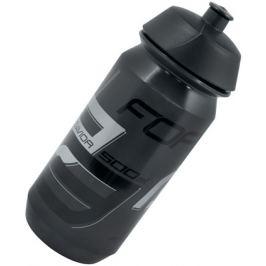 Fľaša Force Savior 0.5l transparentní čierno-šedá