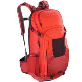 Cyklistický batoh EVOC FR TRAIL 20l  oranžovo-červený