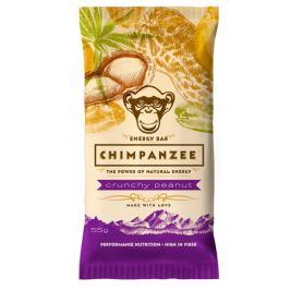 Chimpanzee Energy Bar 55 g Crunchy Peanut