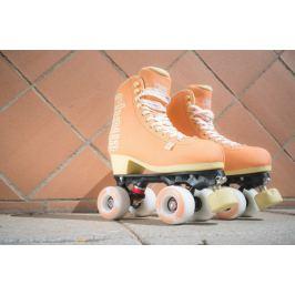 TESTOVACIE Kolieskové korčule Chaya Melrose Elite Peaches & Cream