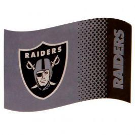 Vlajka NFL Oakland Raiders