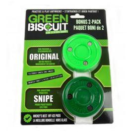 Puk Green Biscuit Bonus 2-Pack