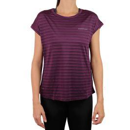 Dámske tričko Endurance Limko SS tmavě fialové