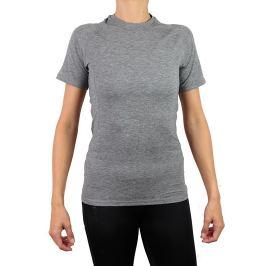 Dámske tričko Endurance Tearoa Wool SS šedé