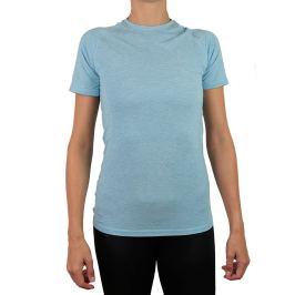 Dámske tričko Endurance Tearoa Wool SS světle modré