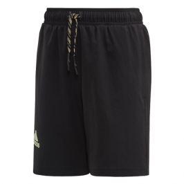 Detské šortky adidas NY B Short Black