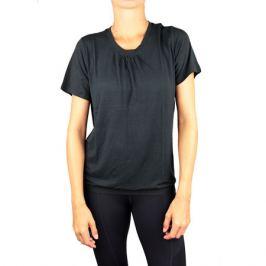 Dámske tričko Endurance Athlecia Mentawa Loose Fit Tee čierne