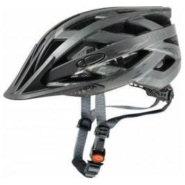 Cyklistická prilba Uvex I-VO CC tmavošedá matná